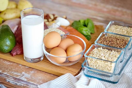 ¿Qué proteínas elegir para secar?